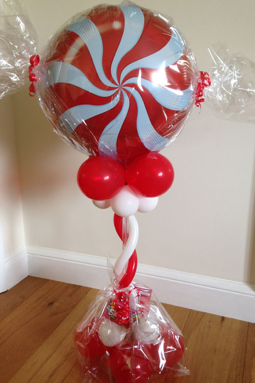 Balloons for Parties in Hertfordshire, Bedfordshire and South Cambridgeshire