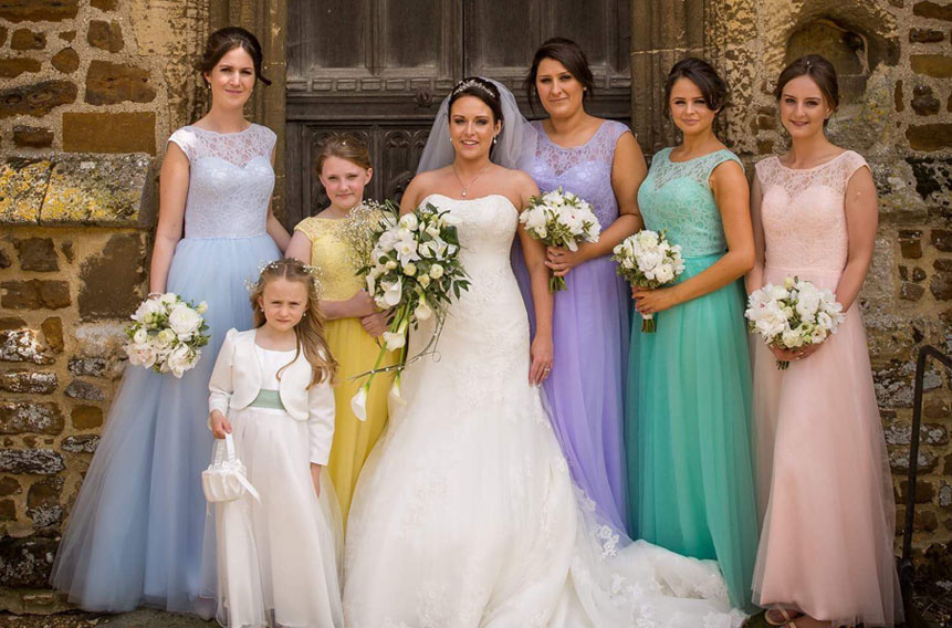 Flowers for Weddings in Hertfordshire, Bedfordshire and South Cambridgeshire